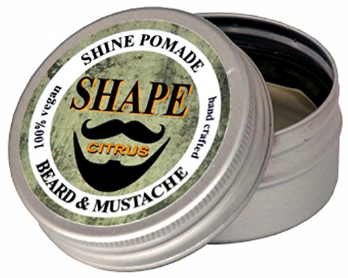 Mr. Shape Pomata Lucidante Barba & Baffi 100% VEGAN
