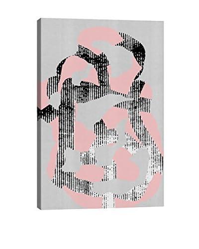 Dark Sealed Envelope Gallery Wrapped Canvas Print