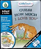 LeapFrog LittleTouch LeapPad Educational Book - Guess How Much I Love You