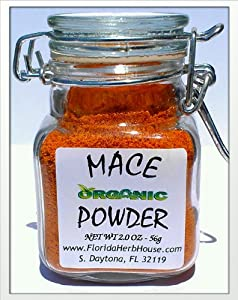 Mace Ground 20 Oz 56g - Organic Eco Friendly Gifts - Eco-spices