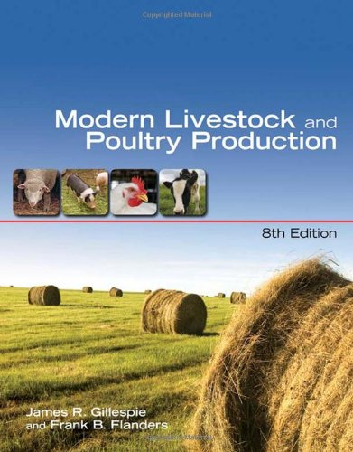 Modern Livestock & Poultry Production (Texas Science)