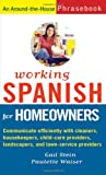 Working Spanish for Homeowners (0470145625) by Stein, Gail