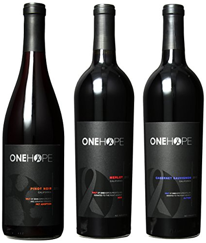 ONEHOPE California Reds II Mixed Pack, 3 x 750 ml image