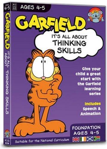 Garfield Foundation 4-5 years: Thinking Skills (PC)