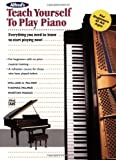 img - for Teach Yourself to Play Piano (Book) book / textbook / text book