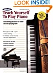 Teach Yourself to Play Piano (Book) (...