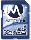 32GB/32GIG Ultra Fast Class 10 SD (SDHC) Memory Card For Nikon 1 J3 Camera