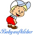 Babyaufkleber, Kinderaufkleber, Baby...