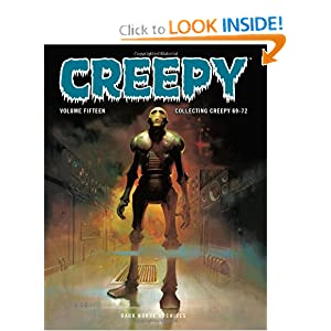 Creepy Archives Volume 15 by