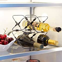 Houdini Expandable Wine Rack