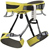 Black Diamond Momentum SA climbing belt sulfur yellow (Size: M) climbing belt