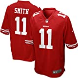 Nike Alex Smith San Francisco 49ers Youth Game Jersey – Large