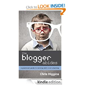 the blogger abides cover