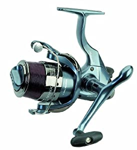Shakespeare Omni X Front Drag Reel 150 Size - Blue/Silver
