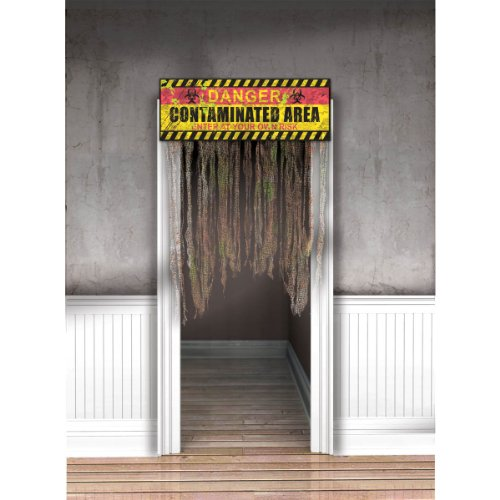 Doomsday Doorway Curtain - 1
