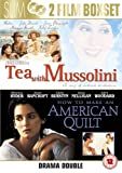 echange, troc Tea With Mussolini/How To Make An American Quilt [Import anglais]