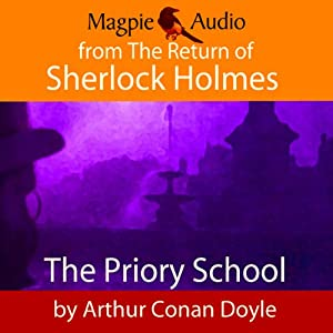 The Priory School Audiobook