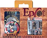 Disney World Epcot World Showcase Toy Passport Kit