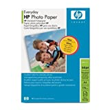 HP Everyday Photo Paper  Papier Brillant A4 (210 x 297 mm) 200 g/m2 100 pc. Q2510par Hewlett-Packard