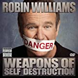 Weapons of Self Destruction (CD/DVD) by Robin Williams (March 30, 2010)