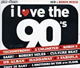 I Love the 90's Various Artists