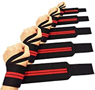 Wrist Wraps, Heavy Duty Support, Cros…