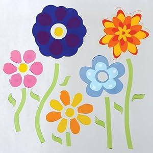 Design Ideas Gel Gems Bag Decorative Accessories, Flower Garden, Large from Design Ideas