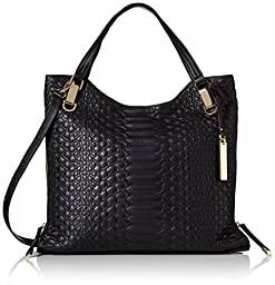 Vince Camuto Riley Tote, Raven, One Size