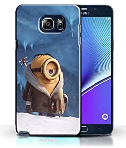 PrintFunny Designer Printed Case For Samsung Galaxy Note5