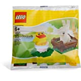 LEGO Seasonal Set Bunny And Chick Bagged (40031)