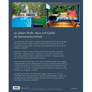 Traumgarten-Konzepte: Perfekte Einheit aus Haus & Garten