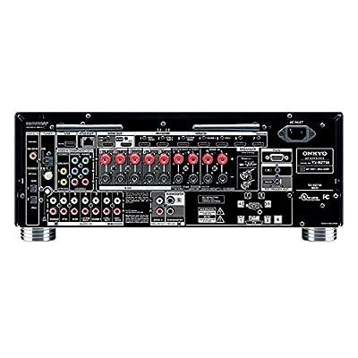 Onkyo Audio & Video Component Receiver, Black (TX-RZ710) by Onkyo