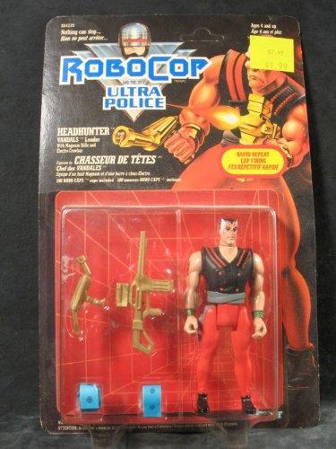 RoboCop The Vandals Leader Headhunter (1988) - 1