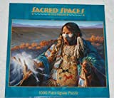 Sacred Spaces 1000 Piece Puzzle Horse Medicine by Charles Frizzell