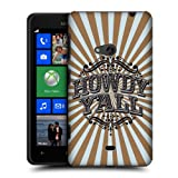 Head Case Howdy Y'all Redneck Pride Snap-on Back Case Cover For Nokia Lumia 625