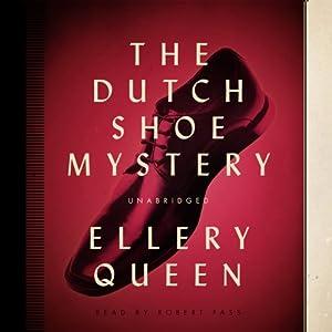The Dutch Shoe Mystery Audiobook