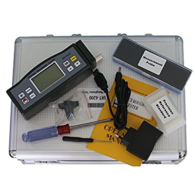 TR-Y-SRT-6200 Digital LCD Surface Roughness Tester Profilometer Profile Gauge Instruments Surftest