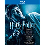 Harry Potter Years 1-6 Giftset (Widescreen) (Bilingual French/English Edition) [Blu-ray]