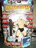 WCW Power Slam Wrestlers Goldberg distributed by Toy Biz 2000