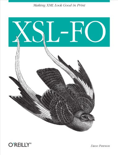 XSL-FO: Making XML Look Good in Print, by Dave Pawson