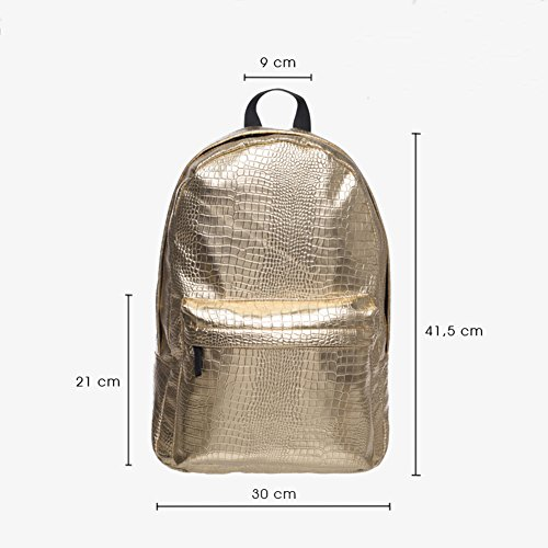 Great Features Of Anyshock Casual Canvas Travel School College Backpack/bookbags/daypack for Teenage...