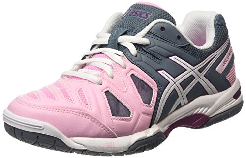 ASICS Gel-game 5 - Scarpe da Tennis Donna, Rosa (cotton Candy/white/plum 1701), 38 EU