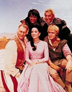 THE HIGH CHAPARRAL 8X10 COLOR PHOTO