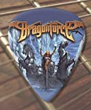 DragonForce (2) Premium Guitar Pick x 5 Medium