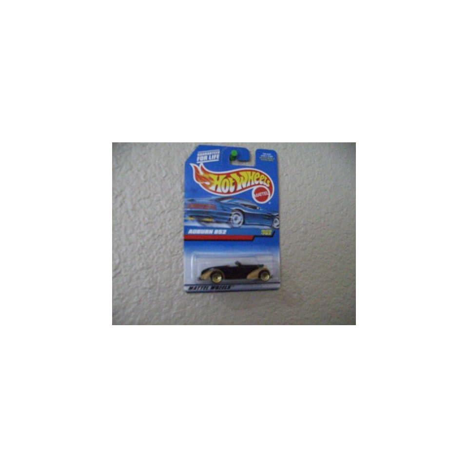 1998 Hot Wheels #793 Auburn 852