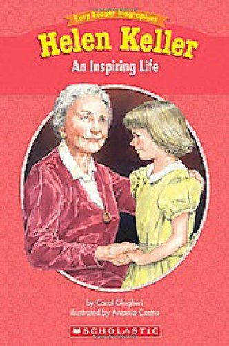 a biography of helen keller an american author Helen adams keller (june 27, 1880 -- june 1, 1968) was an american author, political activist, and lecturer she was the first deafblind person to earn a.