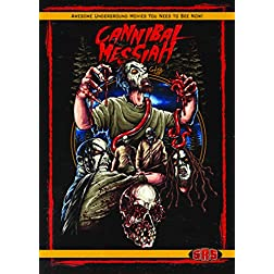 Cannibal Messiah Bluray