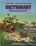 Tell Me About Nature Dictionary (0517035677) by Pearce, Q L