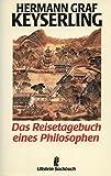 Image de Das Reisetagebuch eines Philosophen