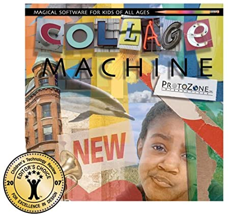 Collage Machine
